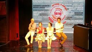 Liliom Carousel - Budapesti Operettszínház