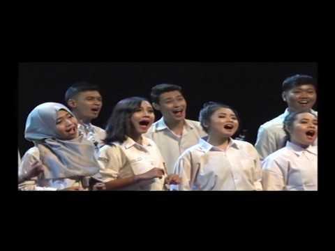 Vivo (Violet Vocal) Opening Concert 2017 HIMASIK UNY, Taman Budaya Yogyakarta  (Repertoar 1)