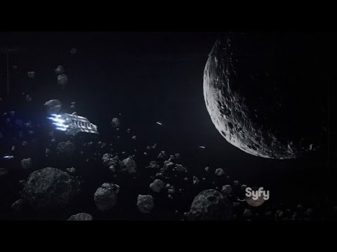 The Expanse - Opening Title (Season 1) [HD]