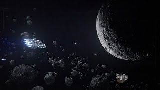 The Expanse - Opening Title (Season 1) [HD]
