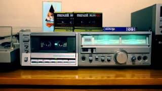 Aurex PC-X60AD Cassette Deck - Baris Manco - Alla Beni Pulla Beni - Maxell XLII