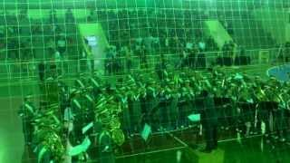 Olympiada - Banda Marcial Guarda Mirim do Paraná, Gaspar 2013