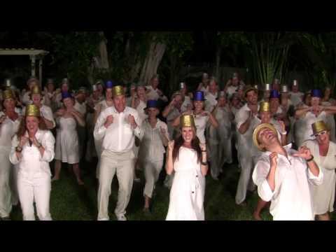 Best Gratitude Flash Mob Proposal Ever