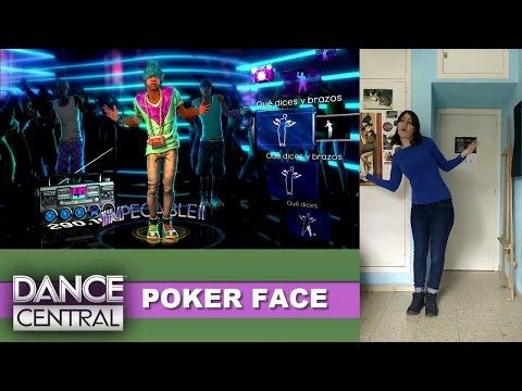 "Dance Central ""Poker Face"" (hard) gold"
