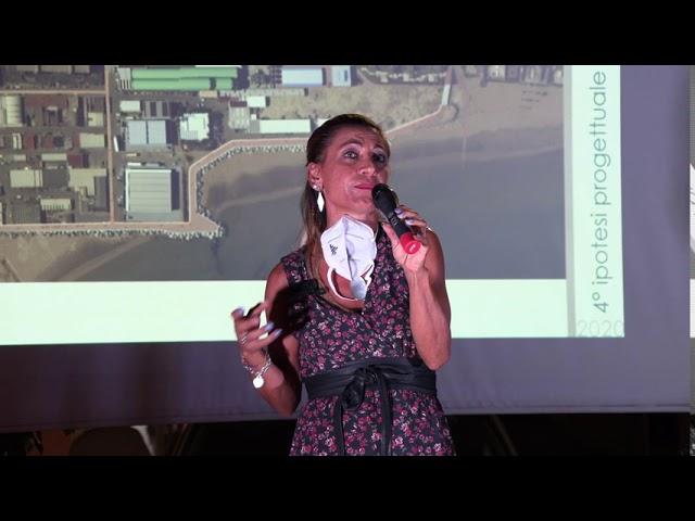 Intervento di Rosaria Falco, evento del 13-09-2020 a San Benedetto del Tronto
