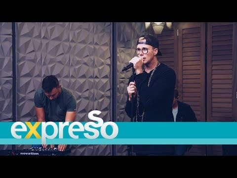 "Monark performs ""Show Me the Love"""