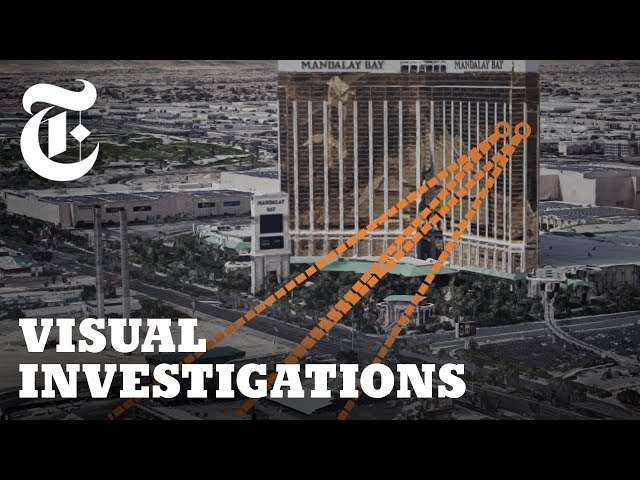 Mapping the Las Vegas Massacre | NYT - Visual Investigations