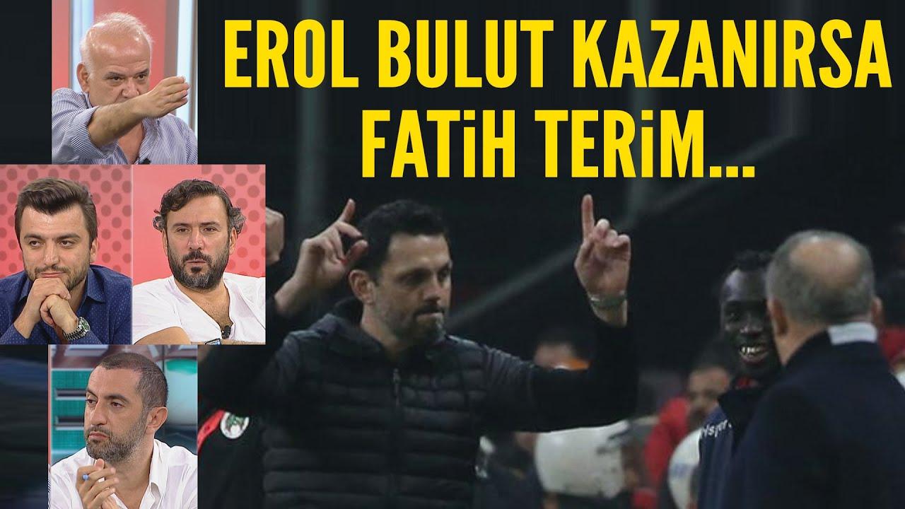 Galatasaray mı Fenerbahçe mi? Erol Bulut derbiyi kazanırsa Fatih Terim...