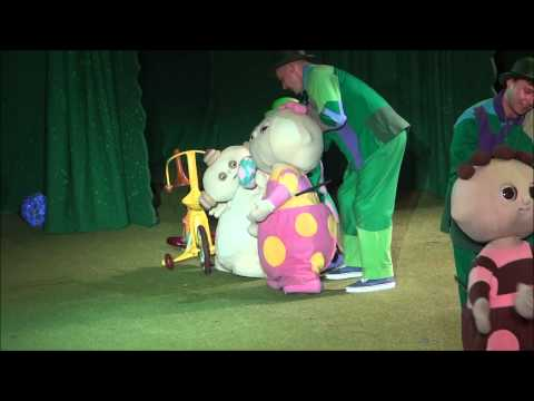 In The Night Garden Live - Pinky Ponk Show 2013