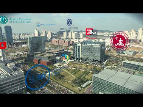 Songdo global university foundation's official PR video