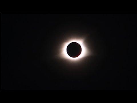 Total Solar Eclipse: August 21st, 2017 Clarksville, TN