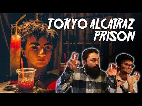 PRISON FOOD at Tokyo's Scary Alcatraz Restaurant | Shibuya, Tokyo Mp3