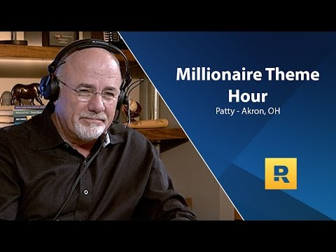 Millionaire Theme Hour - $1 Million Net Worth - Patty from Akron, OH