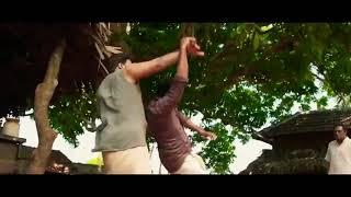 Odiyan Mohanlal mass Hd fight scene