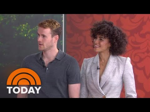 stars-of-lifetime's-'harry-and-meghan'-on-playing-prince-harry-&-meghan-markle- -today