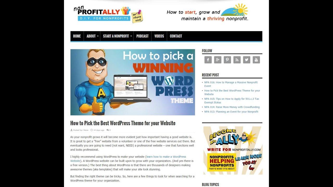 Binary options wordpress theme