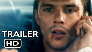 Collide Official Trailer #2 (2017) Nicholas Hoult, Anthony Hopkins Action Movie HD