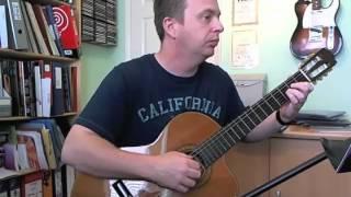 Valse noble - Trinity Guitar Grade 3