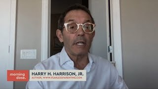 Harry Harrison Jr. Discusses the Impact of Parents Shaming Their Children on Social Media