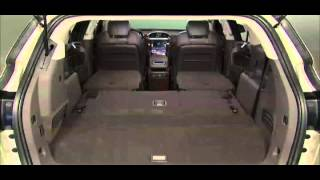 2015 Buick Enclave How To Fold 2nd and 3rd Row Seats