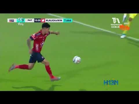 Medellín goleó y  tomó un nuevo aire antes de enfrentar el clásico ante Nacional el próximo domingo