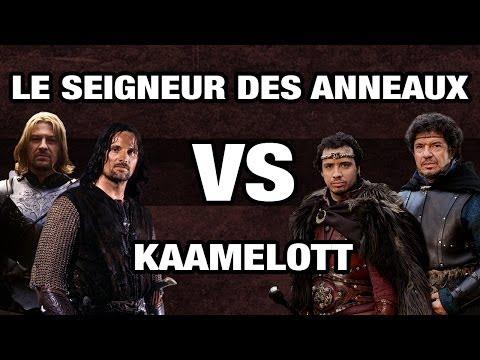 Le Seigneur des Anneaux VS Kaamelott - La Communauté du Graal - WTM streaming vf
