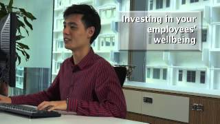 Mapletree Business City: A healthy workplace ecosystem(, 2013-10-25T02:00:59.000Z)