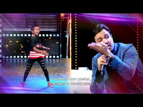 Dance India Dance Lil Masters Season 4 (2018) ZEE TV Caribbean promo 3