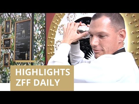 Talk mit Steve Golin / Zurich Summit / Volunteers // ZFF Daily Highlights 28.9.2015