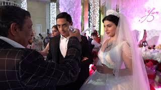 Wedding day 1 Yan & Rada 08.08.2018 Part 2  ( Цыганская свадьба Ян&Рада ) г.Астана