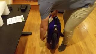 "22"" GotWay Monster Electric Unicycle - unboxing"
