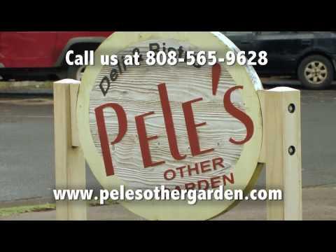 Peles Other Garden - Lanai City Hawaii
