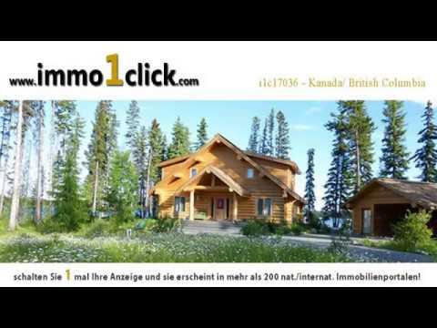Luxus-Blockhaus Mit Seezugang, Kanada, British Columbia Zu Verkaufen