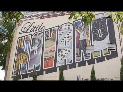 Cuba thaw upends Florida politics and 2016