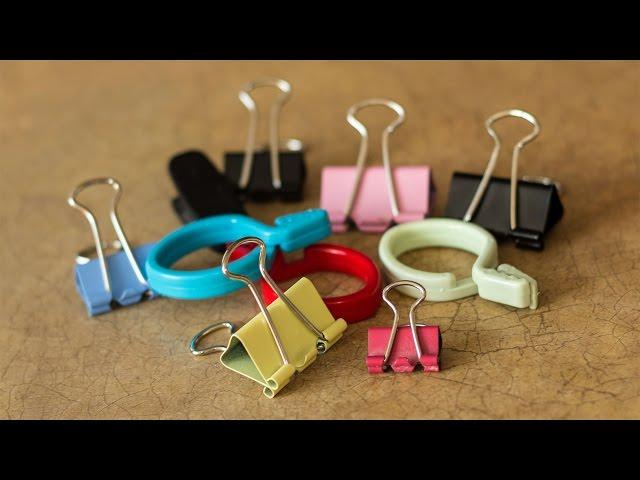 ЛАЙФХАК #1 - Как закрывать пакеты с сыпучими продуктами