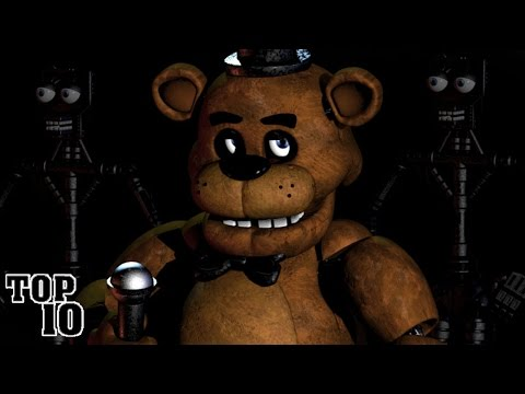 Top 10 Facts About 5 Nights At Freddy&39;s