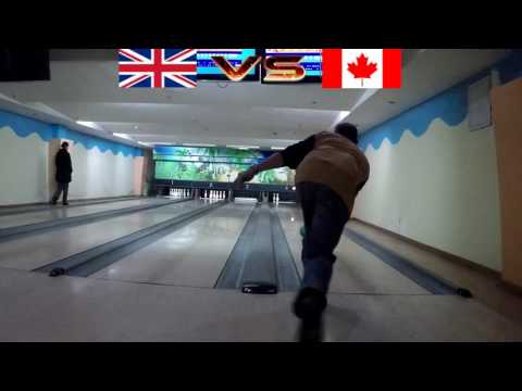 Bowling - United Kingdom vs. Canada