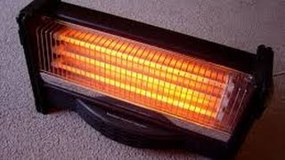 How to Build an Electric Space Heater (cheaply & quickly)