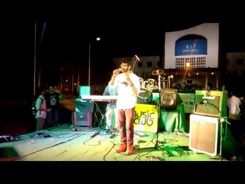 Malare (Unplugged) - Premam (Cover By Sasin Prabhu)