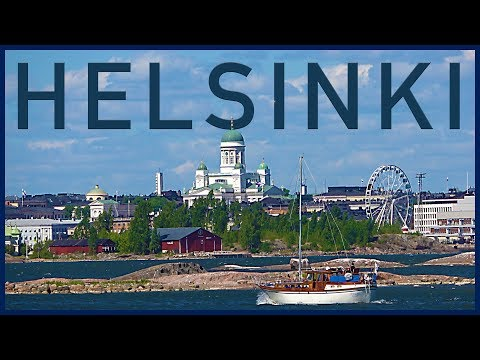 Helsinki, Finland: Suomenlinna, Market Square, the Church on