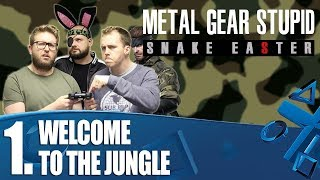 Snake Easter 01 - Welcome To The Jungle