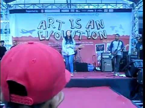 Billfold   Abaikan @ Poltekes Palembang Art Is An Evolution 2