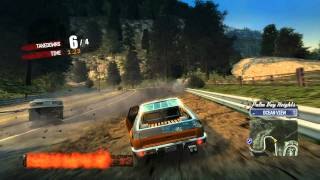 Burnout Paradise PC Gmeplay Maximum, 1080p