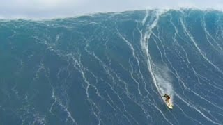 Обложка 64 Foot Wave Mike Parsons At Jaws Beach Hawaii