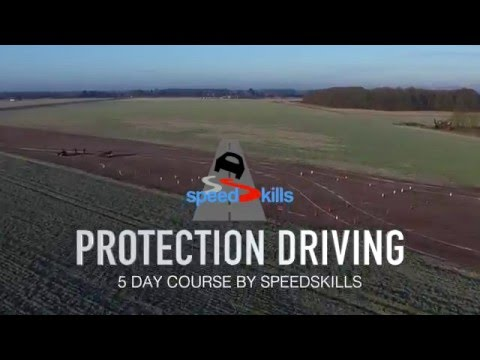 SpeedSkills Protection Driving Course from TheChauffeur.com