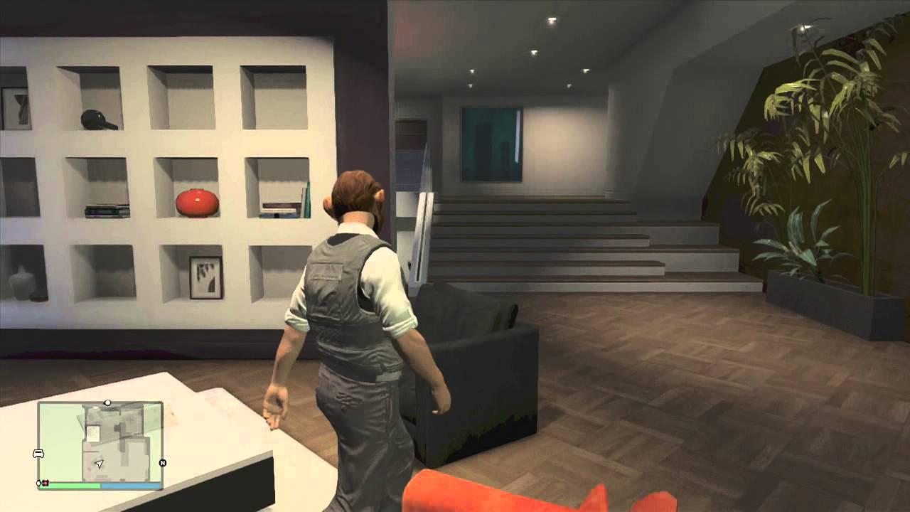 GTA Online - 391k Penthouse - YouTube