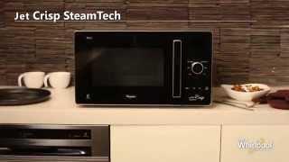 Whirlpool Jet Crisp Steamtech Mirowave Control Panel