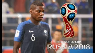 France vs Pérou - Coupe du Monde 2018 Russie #02 FIFA 18