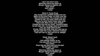 (Full Lyrics) Wyclef Jean- I Swear Ft. Young Thug