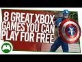 8 Best Xbox Games You Can Play For Free